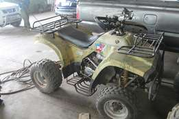 For Sale Pro Trax 250cc Quad Bike 4 Wheeler Only R12000 for morein