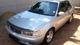 2001 silver rxi 6 speed for R 21500