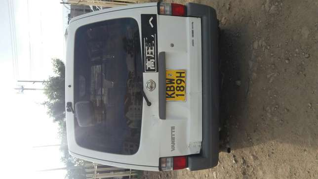 Nissan vanette manual petrol on sale Umoja - image 5