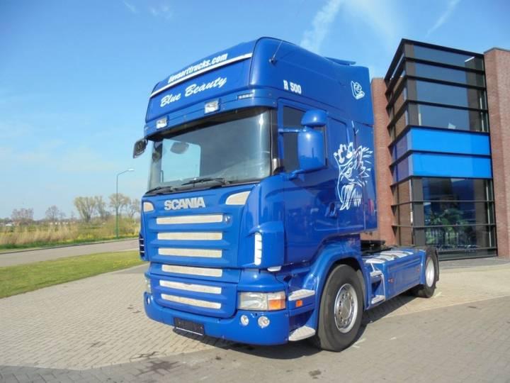 Scania R500 Topline / V8 / Opticruise / Retarder / Euro 5 / 2 Tanks - 2009