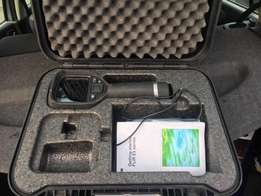 Flir E4 thermal camera in good condition for sale.