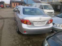 Tokunbo 2010 Toyota Corolla N2.7m..Cabana Autos