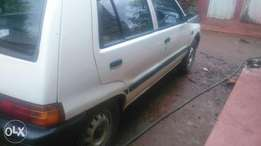 Extremely clean manual daihatsu charade local.KAA