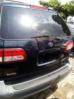 Toyota sienna LE 2003 model for sell