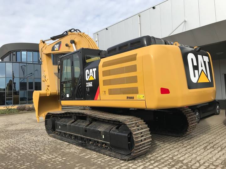 Caterpillar 336EL H - 2015