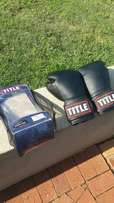 Boxing Gloves Title 12 oz