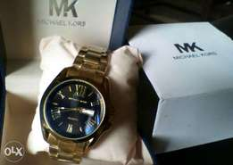 Michael Kors Gold Wristwatch