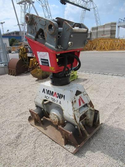Rammax Rav 750-2pv - 2010