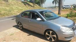 Vw polo sedan low mileage