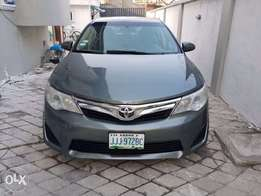 Extremely sharp registered Toyota Camry 2013