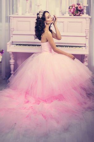 91c3834abf9117c Платье свадебное недорого розовое свадебное платье Киев - изображение 1