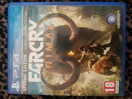 Farcry Primal PS4 game