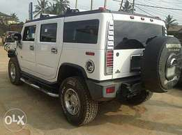 Hummer H2 very clean and sharp