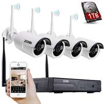 Wireless CCTV Kit / NVR / IP NVR / IPCC