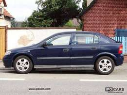 Wanted opel astra runner or none runner