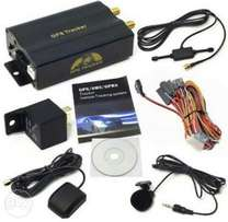 Online car tracking device, free certificate and installation.
