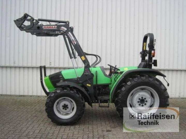 Deutz-fahr agrolux 310 - 2012