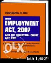 New Employment Act
