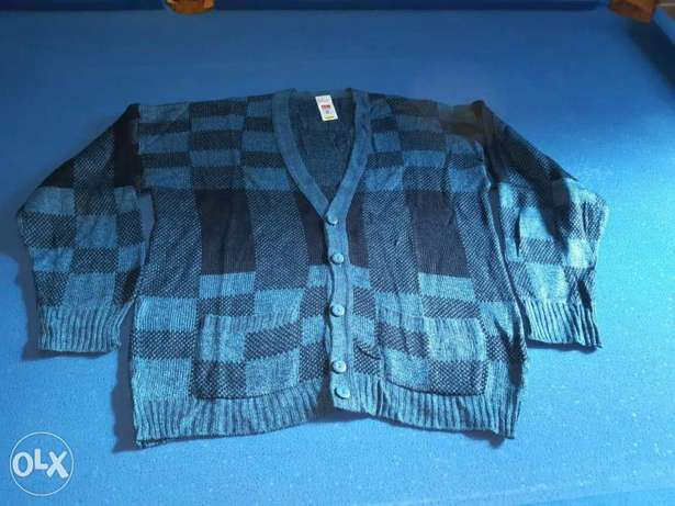 St Michael cardigan British size L/XL from France made in uk