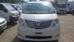 Fully loaded Toyota Alphard On Sale