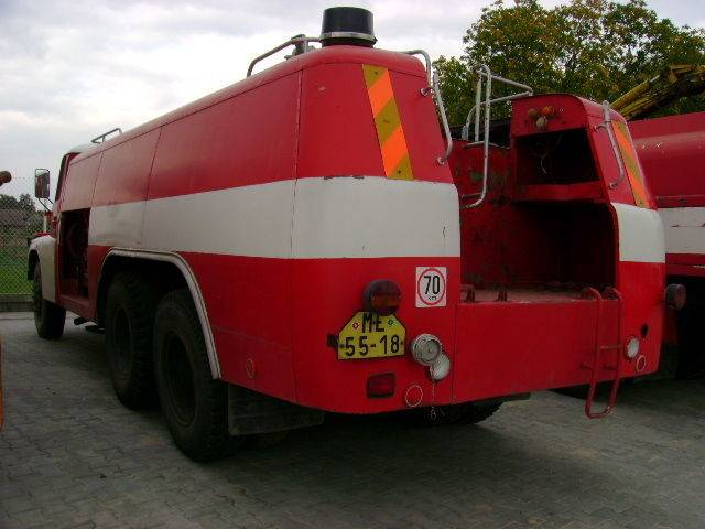 Tatra 138 PL 1 CAS-32 (ID5493) - 1966