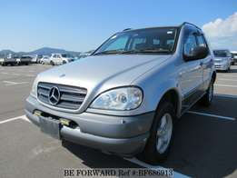 Mercedes Benz ML320 model 2000 for sale