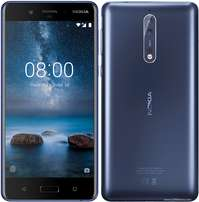 Brand New Nokia 8 32GB at 53,500/= with 1 Year Warranty - Shop