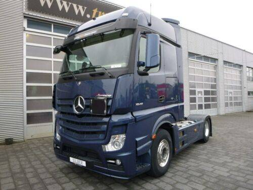 Mercedes-Benz Actros 1845 Bigspace ADR / Leasing - 2014