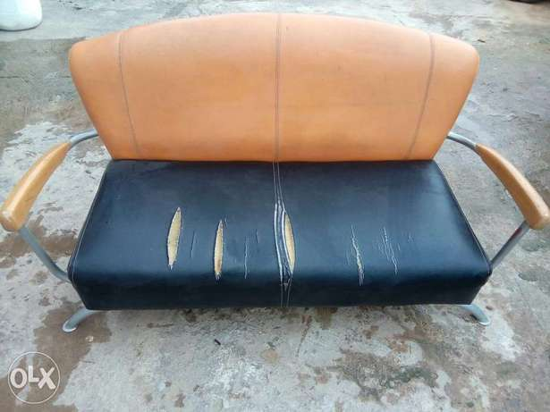 Used Sweet 3Seaters Leather Seat Kuje - image 7