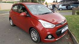 2016 Hyundai grand i10 1.25 fluid in very condition