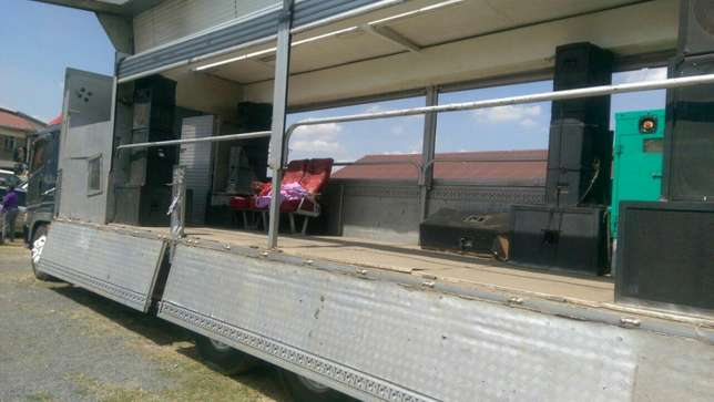 ROADSHOW truck for hire 80,000/= Nairobi CBD - image 5
