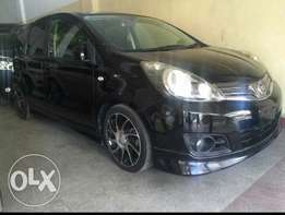 Brandy new Nissan note for sale