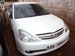 Quick Sale! Toyota Allion 2006, For Sale Asking Price 650,000/=o.n.o