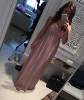 1f06b741d50725 Piękna sukienka! Idealna dla druhny!