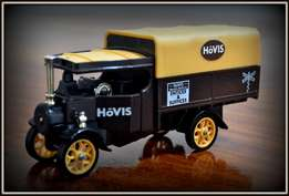 "Matchbox Models of yesteryear Y27 Hovis Foden ""C"" Type steam wagon"