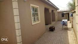 2 bedroom bungalow at fha Lugbe