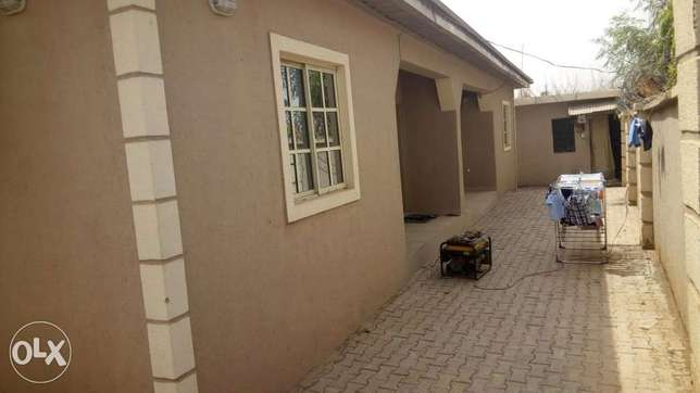 2 bedroom bungalow at fha Lugbe Lugbe - image 1