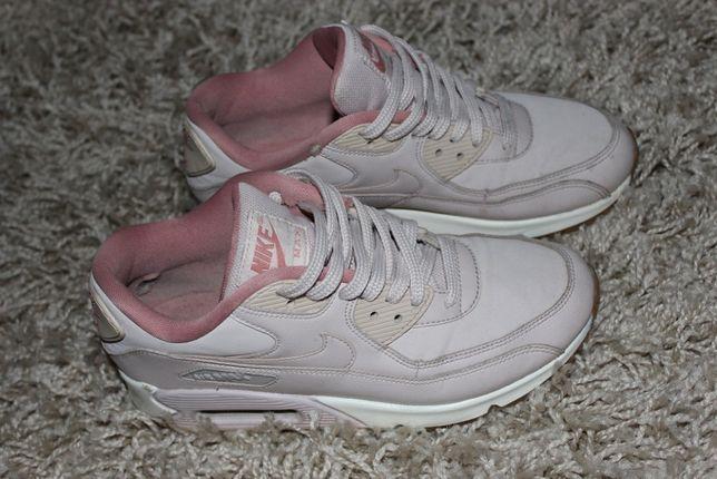 Nike air max 90 różowe róż pudrowe Zamość • OLX.pl