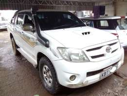 Toyota Hilux Double cabin on sale