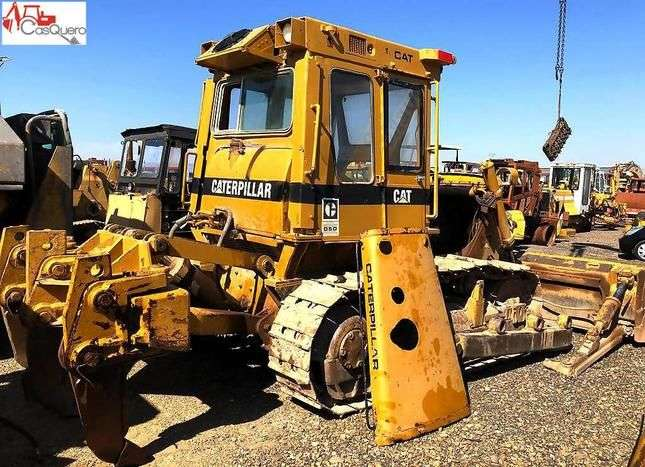 Caterpillar D6 C for sale | Tradus