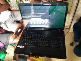 Acer Quad core Gaming 18inches