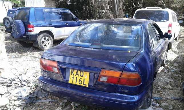 Asian owned nissan b 14 manual contact chirag Parklands - image 2