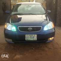 Registered 2004 Toyota Corolla LE 10Months Used (First body)