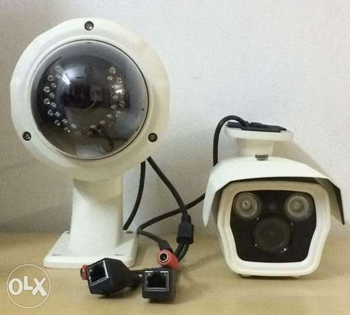 NEW Bullet and Dome Network Cameras FOR SALE !!!
