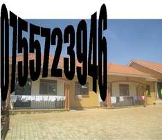 Brand new 2 bedroom 2 baths house in Najeera-Buwate at 600k