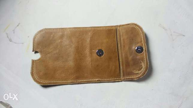Genuine leather satchel, phone pouch and tablet pouch Ilorin - image 8