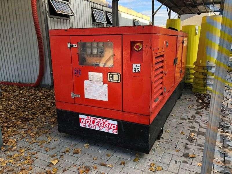 Milantractor AIAI 100 SX generator
