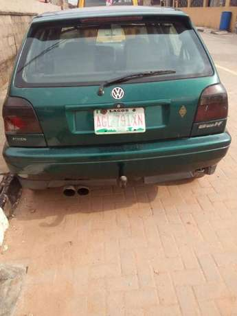 Golf3 neatly used first body with Ac Kosofe - image 4
