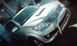 Toyota Fortuner 4x4 3.0D-4D