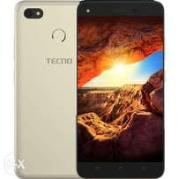 Tecno Spark Plus K9(6Inch, 16GB HDD, 2GB RAM,13MP Camera +Fingerprint)